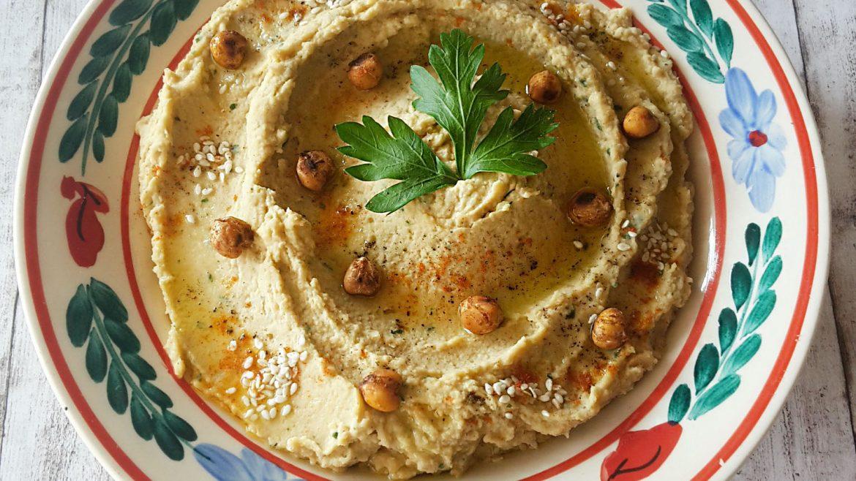 Călătorie culinară. Hummus