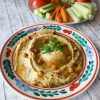Hummus. Taste of Arabia