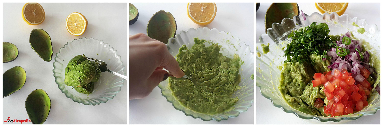 cum se face guacamole