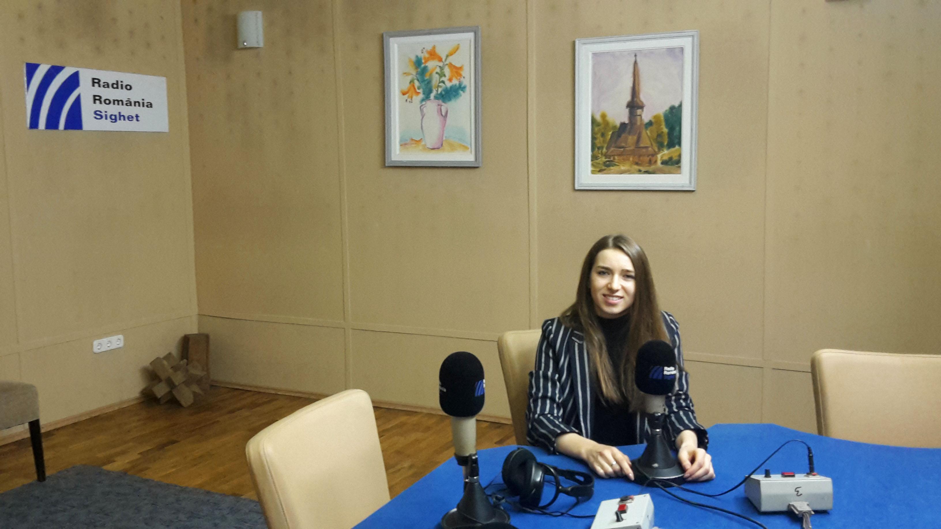 pasiunea pentru gatit interviu la radio sighet