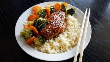 Pui Teriyaki. Călătorie culinară