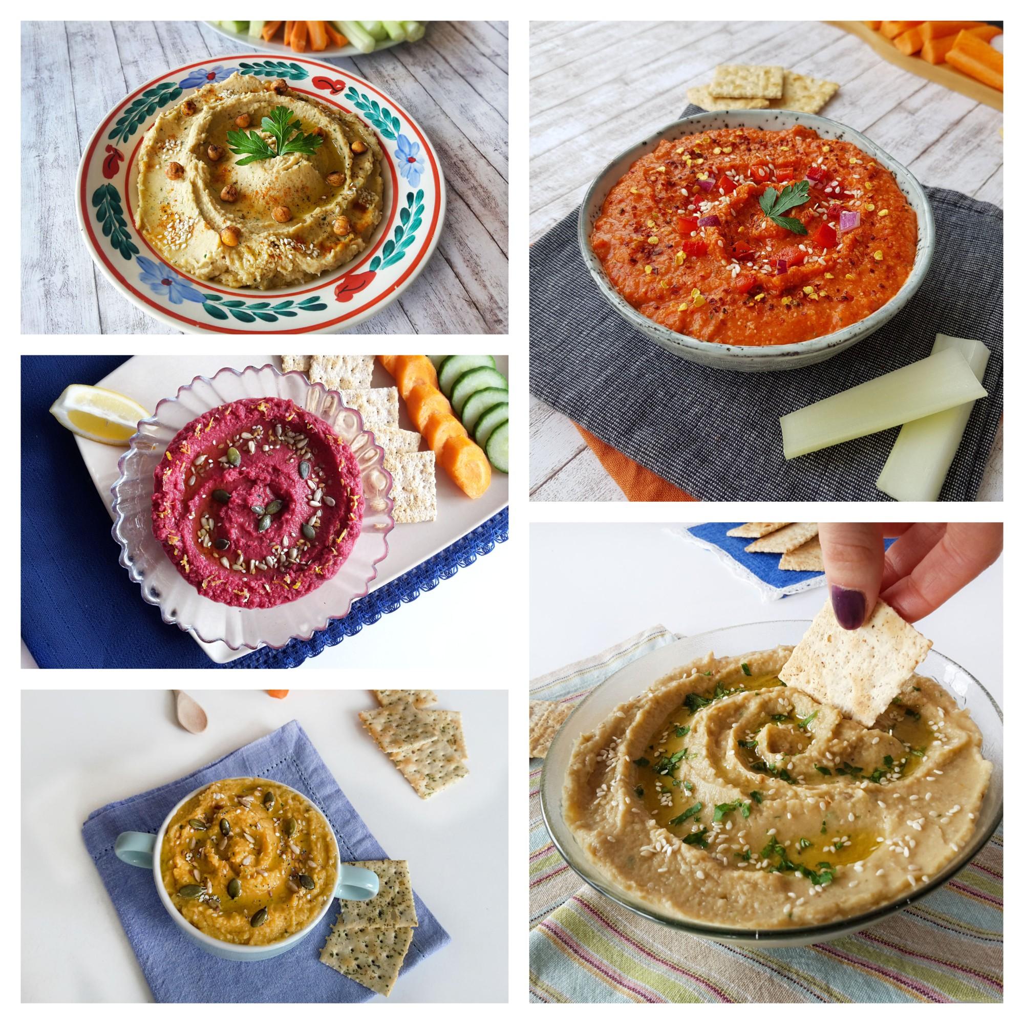 hummus - foodieopedia