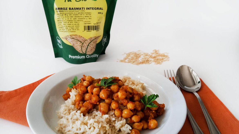 orez basmati cu naut curry 4