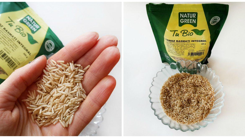 orez basmati integral farmacia ortomoleculara natur green