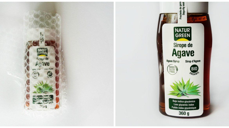 sirop de agave farmacia ortomoleculara