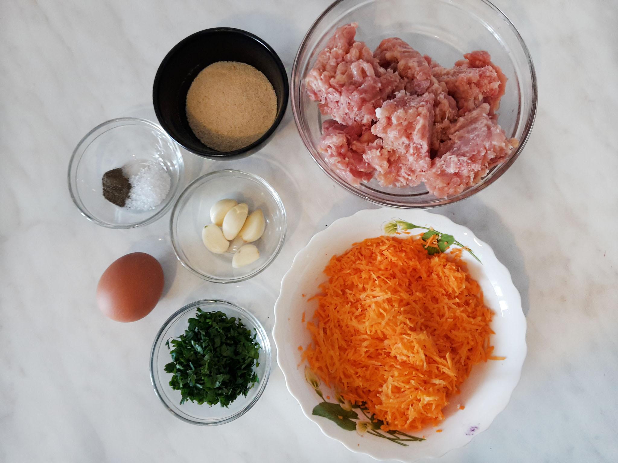 chiftele de pui la cuptor