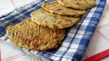 Tortillas din conopidă