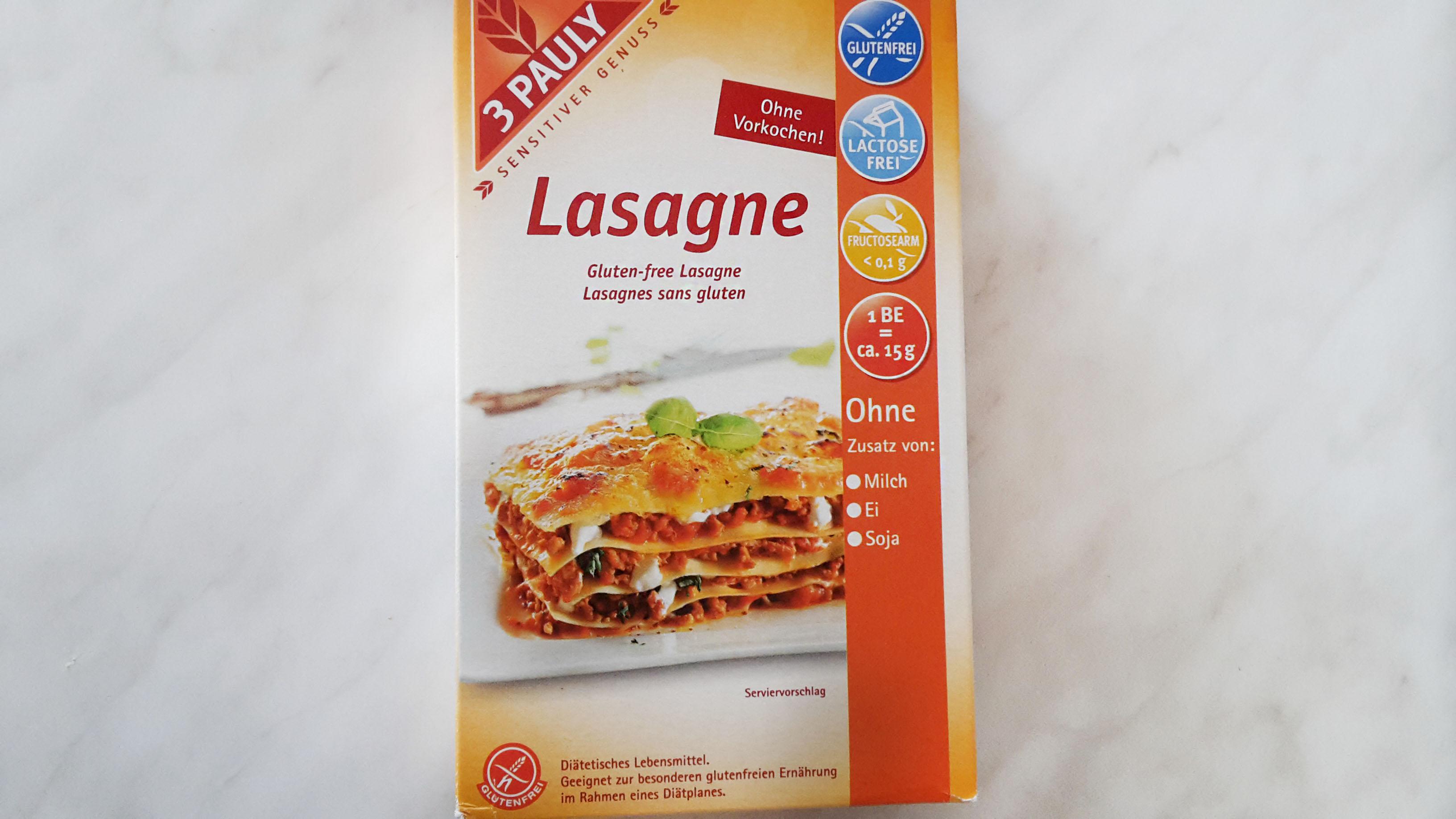 foi de lasagna fara gluten Farmacia Ortomoleculara