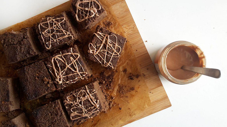 brownies cu faina de cocos1