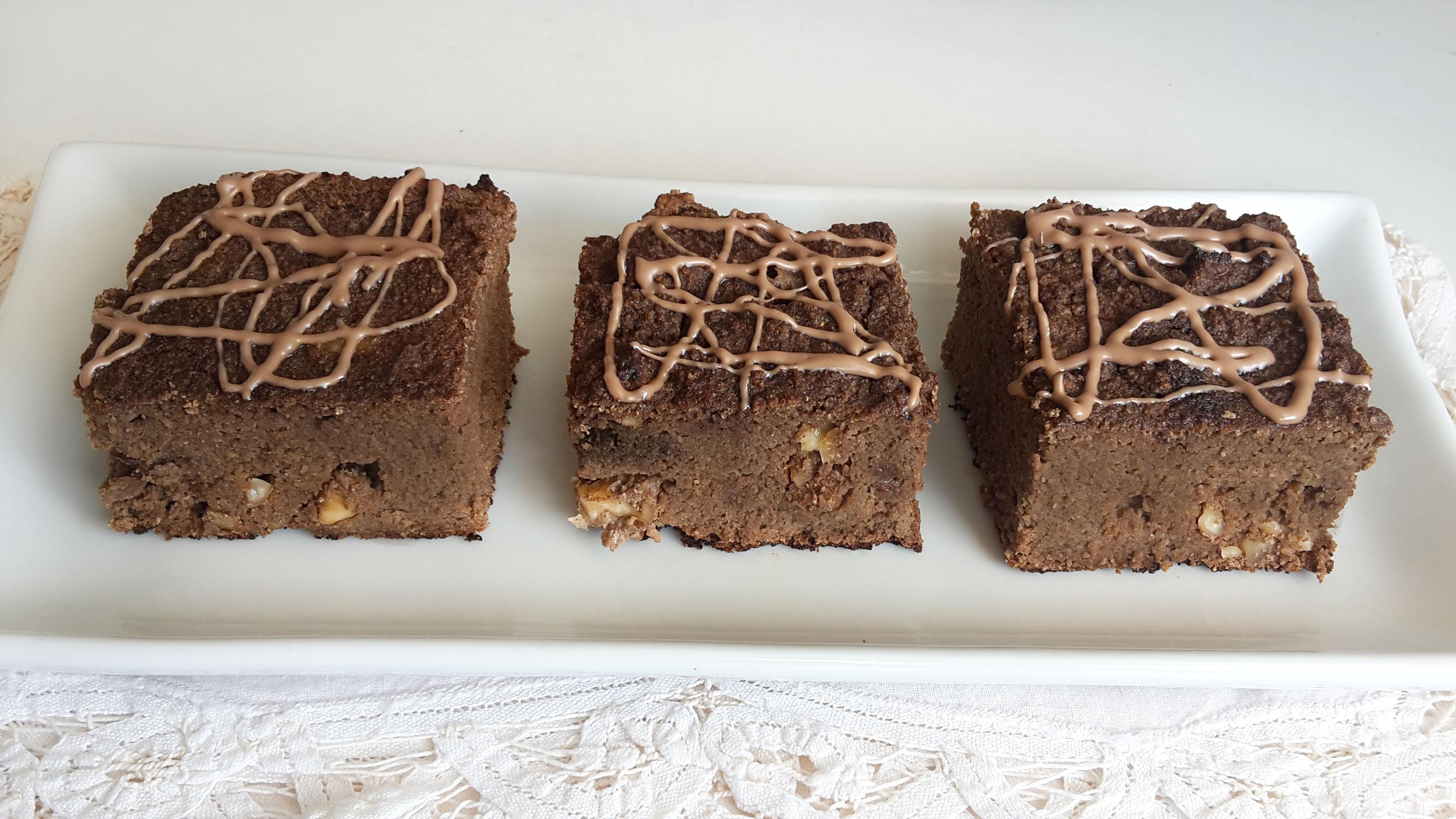brownies cu faina de cocos6