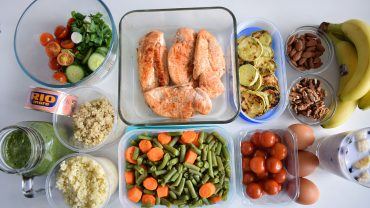 What is meal preparation (meal prep)?