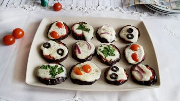 Pizzette de vinete