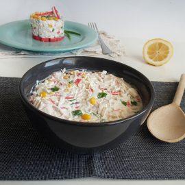 salata cu surimi si iaurt grecesc5