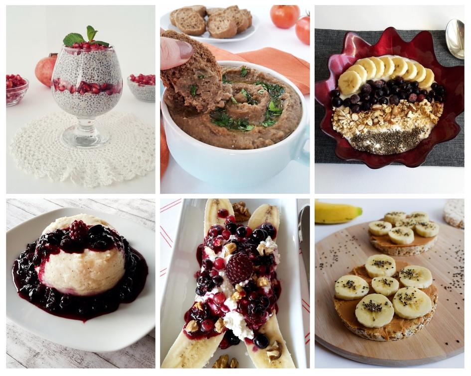 idei mic dejun. foodieopedia
