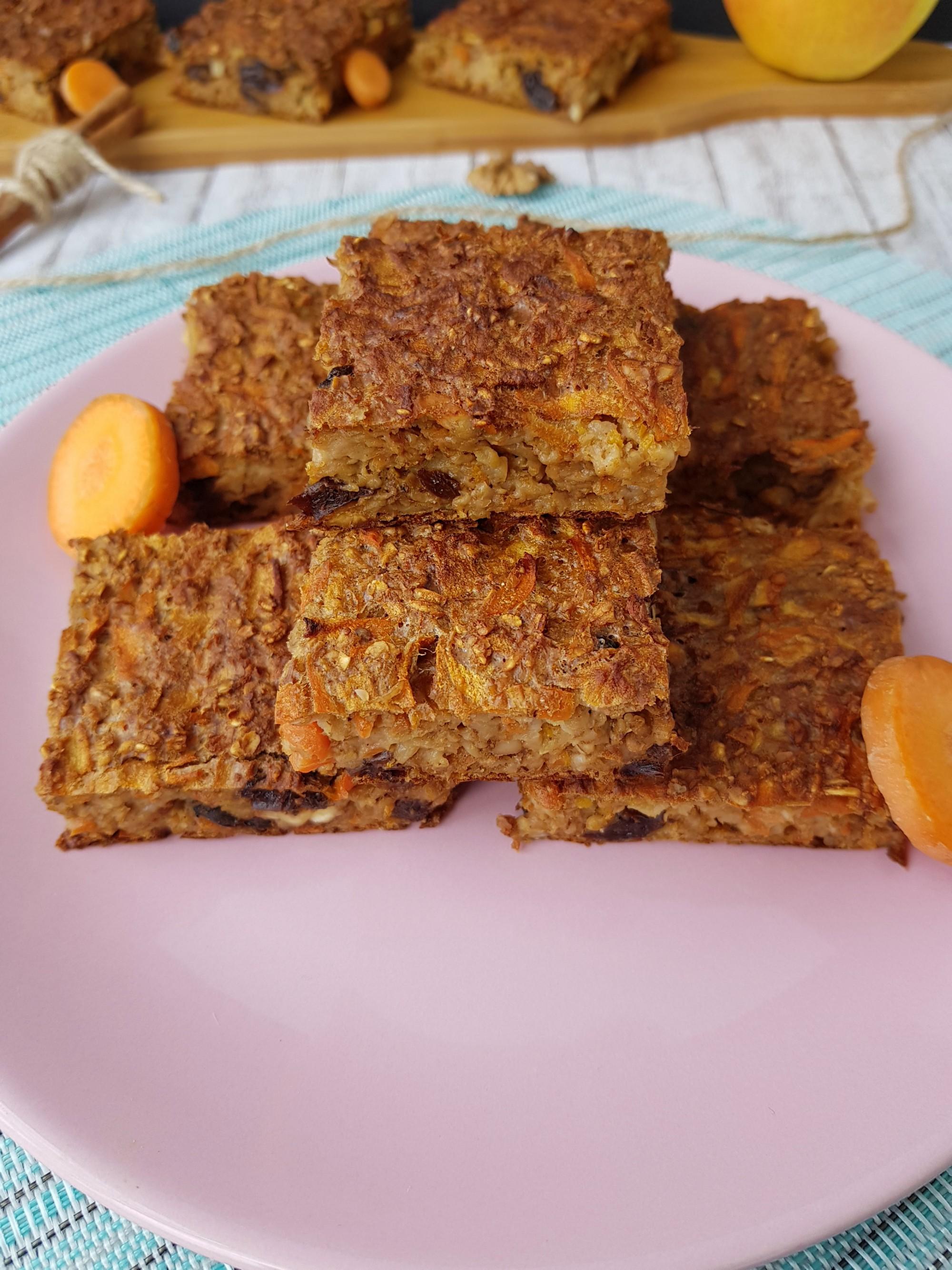 prajitura carrot cake fara zahar