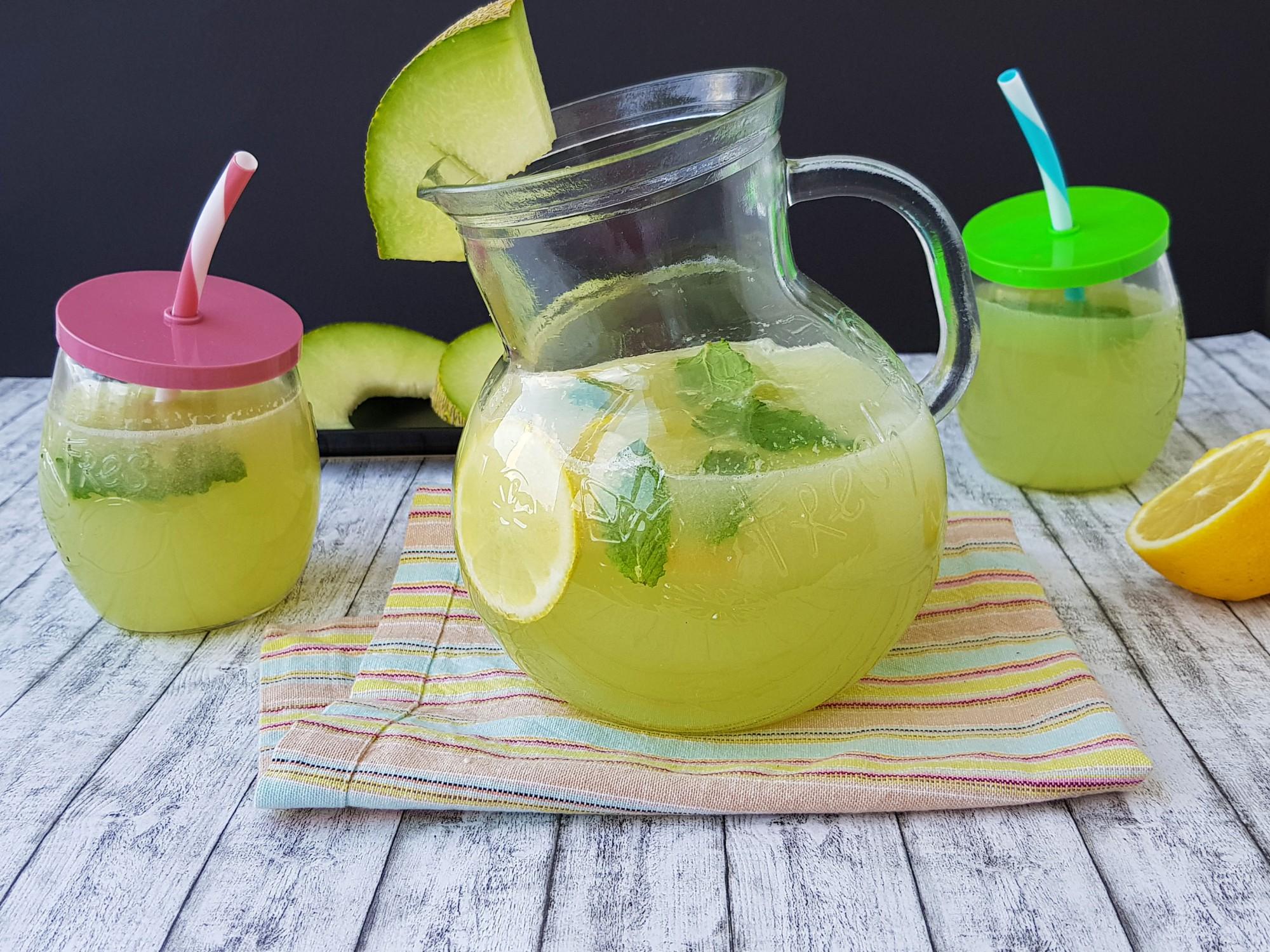 2. limonada cu pepene verde - foodieopedia