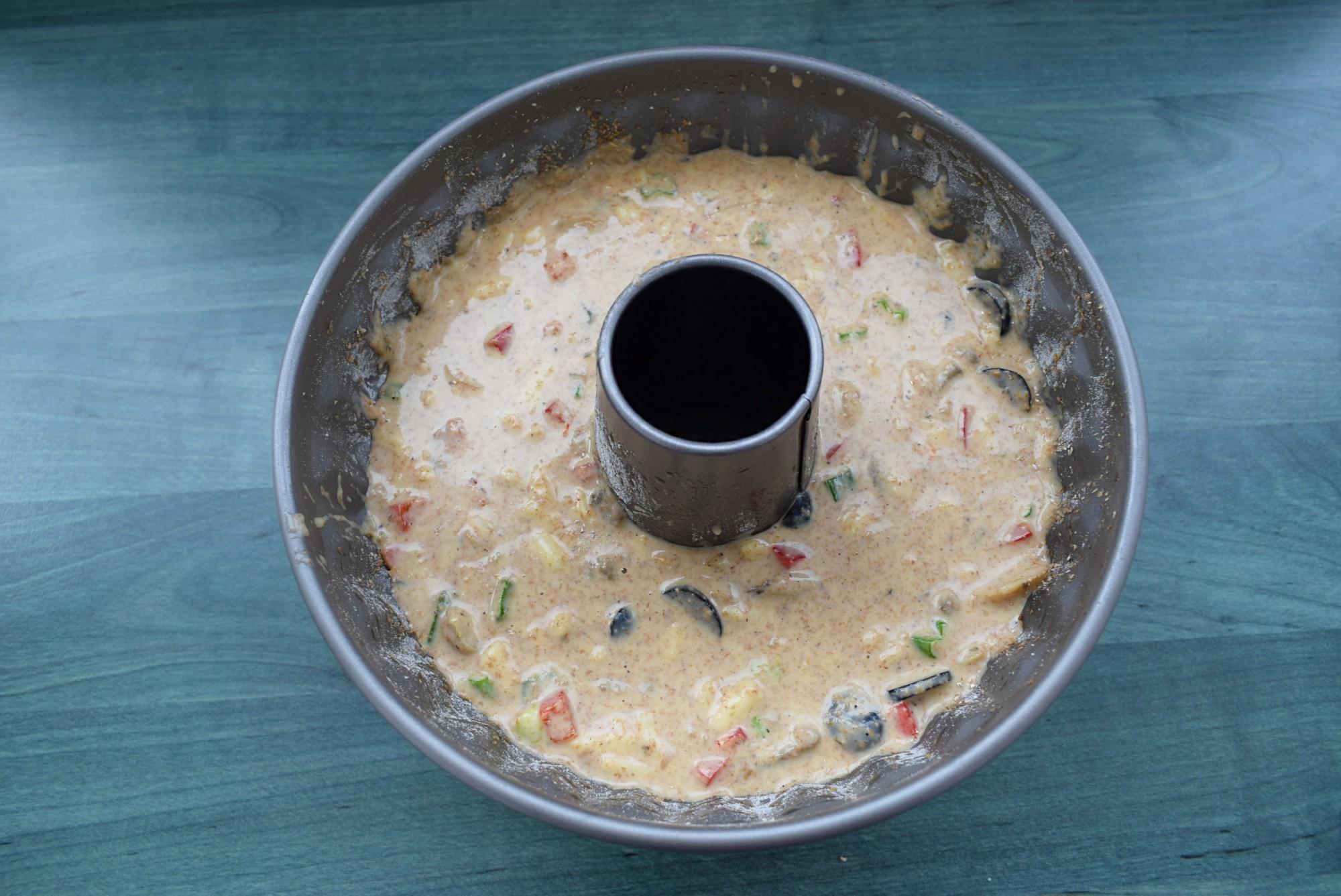 preparare guguluf aperitiv