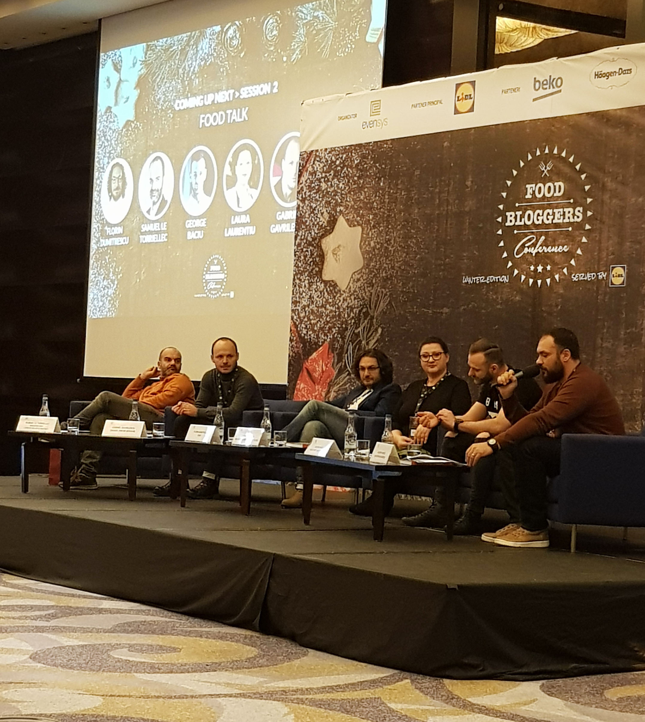 food bloggers conference winter edition