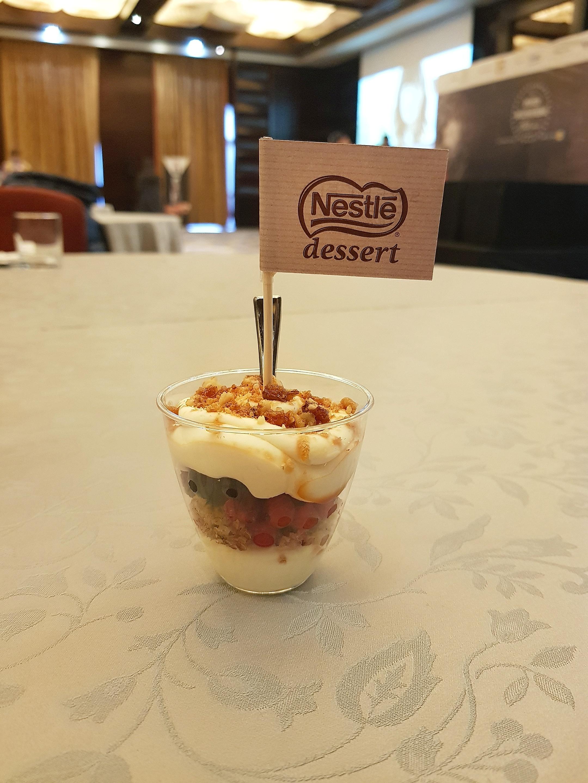 nestle dessert romania sweetella