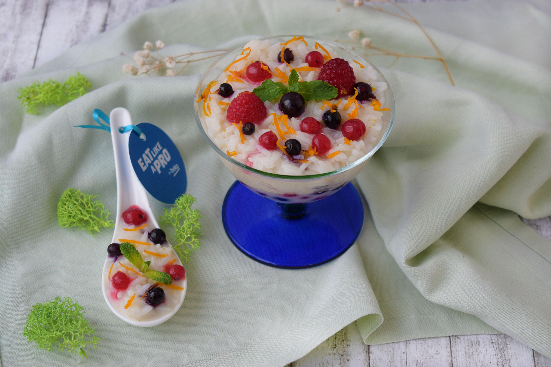 orez basmati cu lapte de cocos