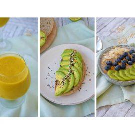 idei rapide de mic dejun