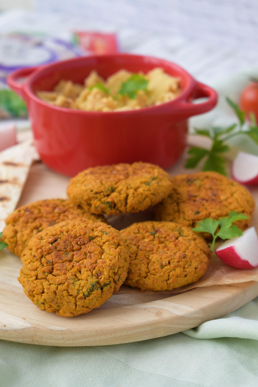 falafel la cuptor cu roșii uscate @foodieopedia