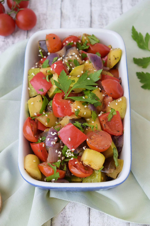 legume ratatouille la tigaie - foodieopedia
