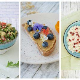 1 week of vegan food - foodieopedia.ro
