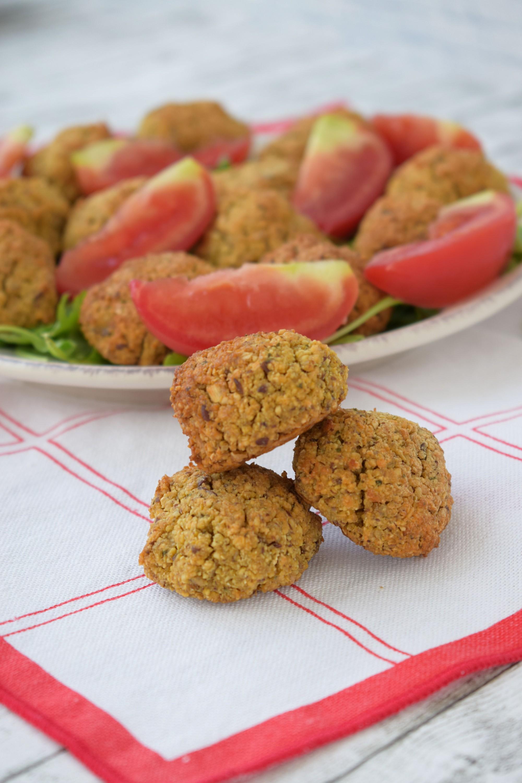 falafel-chiftele vegane din naut - foodieopedia.ro