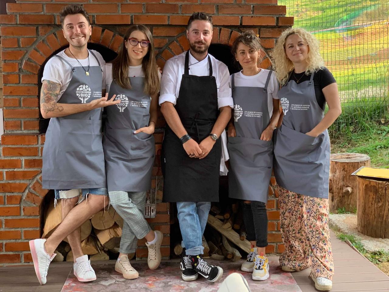 Food Camp Romania,Sibiu, 2019