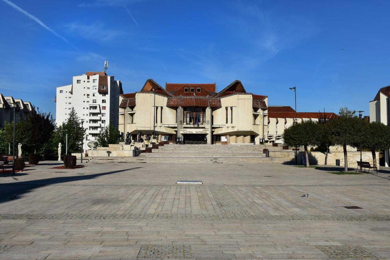 Teatrul National - Targu Mures
