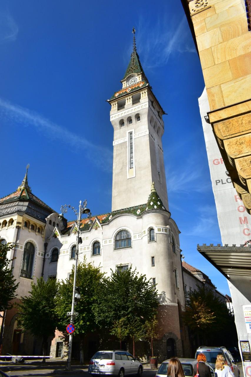 Turnul Prefecturii, Targu Mures