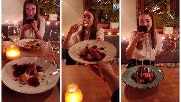 Cina la Livada Restaurant, Cluj-Napoca