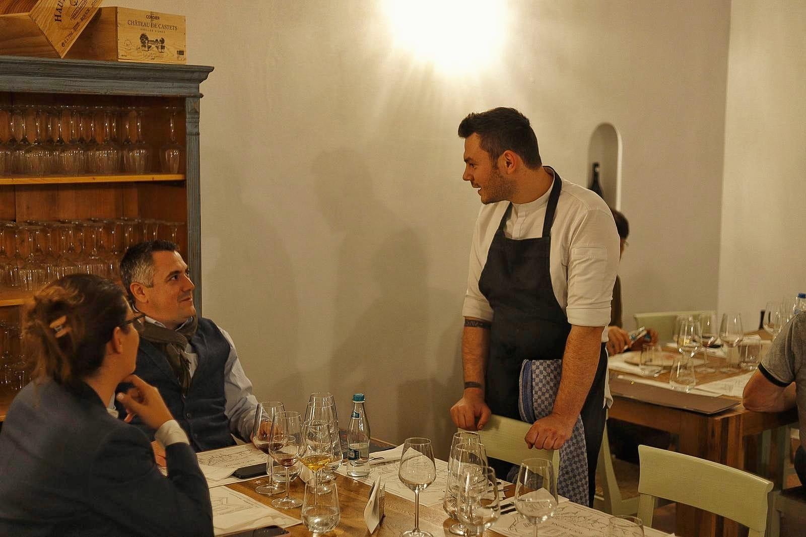 Chef Raul Vidican