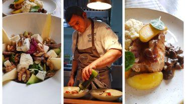 Meniu nou la Nuka Bistro. Interviu cu Chef Raul Vidican