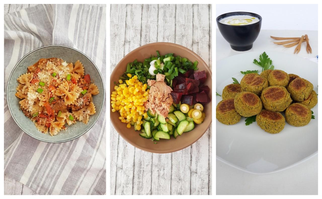 Pranz si Cina idei - foodieopedia