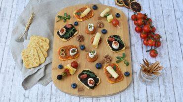 Mini-aperitive festive
