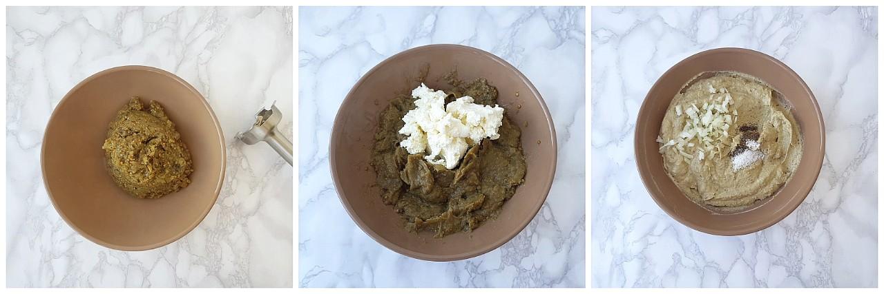 Crema de vinete cu branza pufoasa - foodieopedia.ro