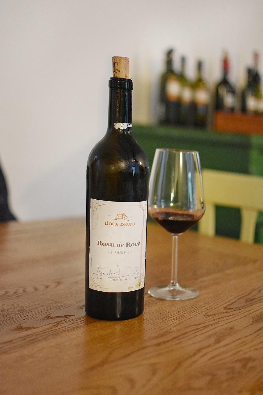 Vin rosu Roca Bruna