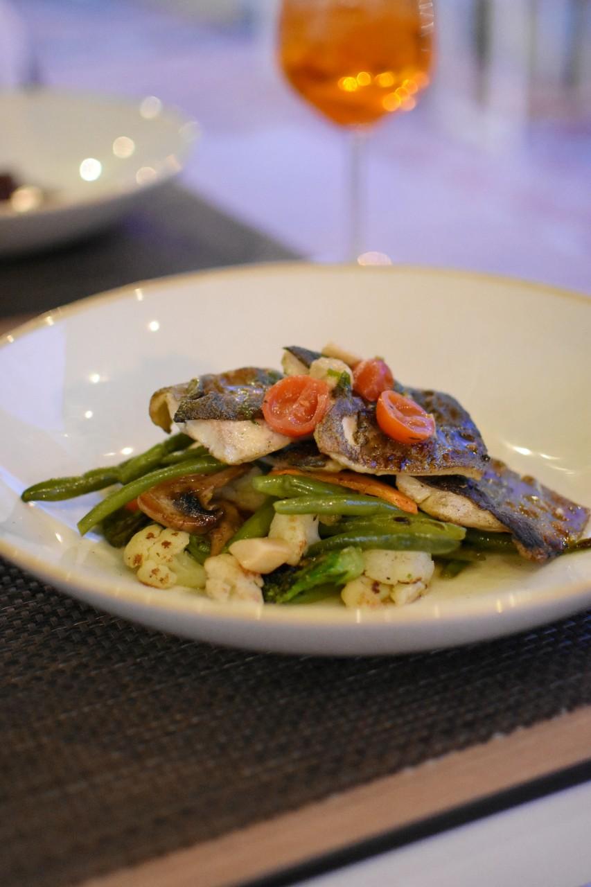 File de pastrav - Restaurant Via29 - foodieopedia