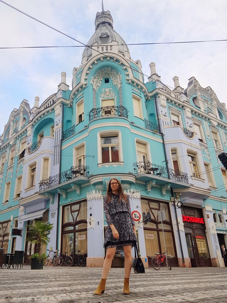 Palatul Moskovits Oradea - foodieopedia