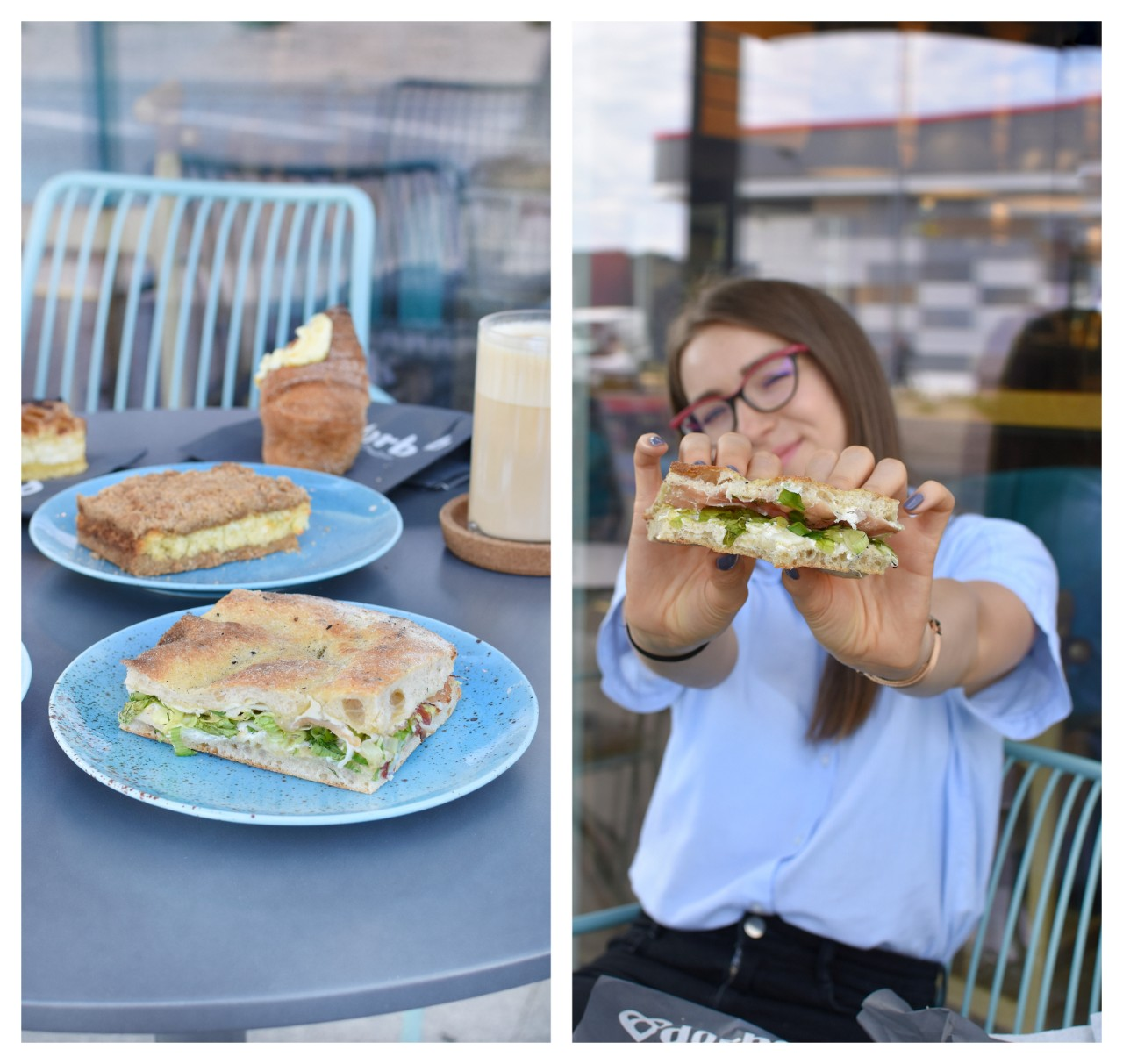 Sandwich Roman Dorbob - foodieopedia.ro