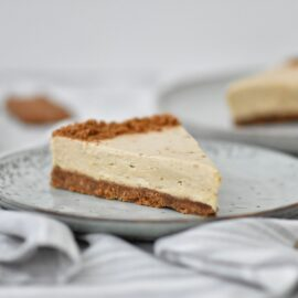 Biscoff Cheesecake - foodieopedia.ro