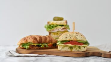 3 retete rapide de sandwich-uri