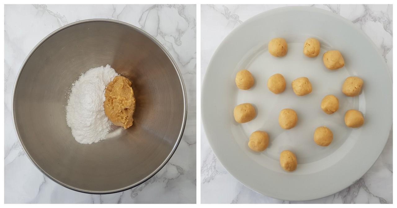 Cupe cu unt de arahide si dulceata de zmeura - foodieopedia